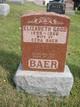 """Profile photo:  Elizabeth """"Lizzie"""" <I>Good</I> Baer"""