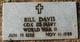 Profile photo:  Bill Davis