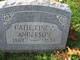 "Profile photo:  Catherine Ann ""Kate"" <I>Mountz</I> Anderson"