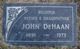 Profile photo:  John Peter DeHaan