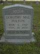Dorothy Mae Fulton