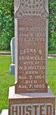 Leona Sutton <I>Bridwell</I> Husted