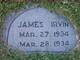 Profile photo:  James Irvin Threet