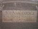 John Alvin Fodge