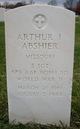 SSGT Arthur I. Abshier