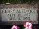 Henry Altevogt