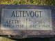 John William Altevogt