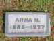Anna Marie Gassman