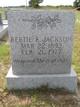 Profile photo:  Bertie Ethel <I>Land</I> Jackson