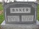 Carrie Elizabeth <I>Buckingham</I> Baker