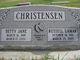 Betty Jane <I>Grice</I> Christensen