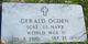 Profile photo: Rev Gerald Z. Ogden
