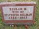 Beulah M <I>Kemery</I> Billman