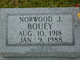 Norwood Joseph Bouey