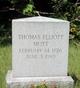 Thomas Elliot Mott