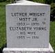 Elizabeth <I>Young</I> Mott