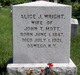 Alice J. <I>Wright</I> Mott