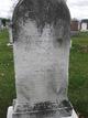 Mary Catherine <I>Hood</I> Baker