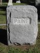 Profile photo:  Bertram F Paine