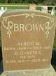 Profile photo:  Albert M Brown