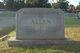 Profile photo:  Albert Charlie Allen