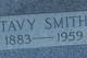 Tavy Smith