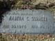 "Martha Celeste ""Mattie"" <I>Stradley</I> Goracke"