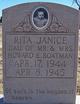 Rita Janice Boatman