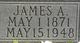 James Anderson Freeling
