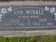 Elmer Eugene VanWinkle