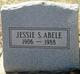 Profile photo:  Jessie S <I>Stoddard</I> Abele