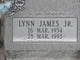 Lynn James Allison, Jr