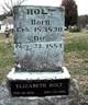 Profile photo:  Elizabeth <I>Ring</I> Holt