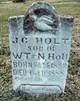 Profile photo:  Jasper G. Holt