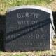 Profile photo:  Bertie A <I>Dickeson</I> Avery