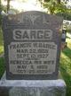 Francis W Sarge