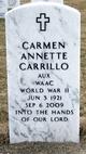 Profile photo:  Carmen Annette <I>Picos</I> Carrillo
