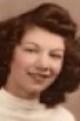 "Profile photo:  Agnes Lou ""Curly"" Newingham"