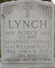 Ann <I>Foy</I> Lynch
