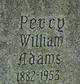 Percival William Adams
