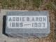 Profile photo:  Addie Belle Aron
