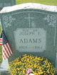 Profile photo:  Joseph Frank Adams