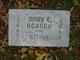 Mary E <I>Burtch</I> Hornby