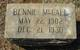 Bennie McCall