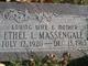 Ethel Lola <I>Payne</I> Massengale