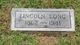 Lincoln Long