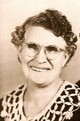 Bessie L. <I>Westfall</I> Cole