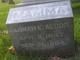 Hannah E <I>Alcorn</I> Dunkle