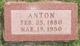 Profile photo:  Anton Andersen