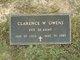 Pvt Clarence Walton Owens